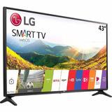 Tv Televisión Lg Led Full Hd 43 Lj5500 Smart Webos 3.5
