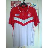 Camisa Oficial Auto Esporte Clube/pb Polo De Viagem.