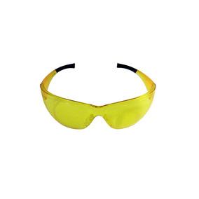 Óculos De Proteção Msa Sunbird Amarelo Anti-risco Ca 18047 eba72c7577