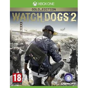 Watch Dogs 2 - Edición Oro Gold - Xbox One - Offline a32065852d1