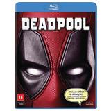 Duologia Deadpool 1 E Deadpool 2 Blu Ray Frete Gratis