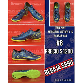 Tenis Nike Mercurial Victory V Morados en Distrito Federal en ... 26a2f2b80cce8