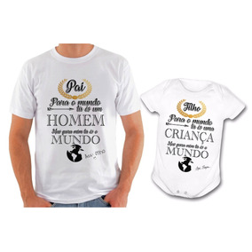 Camiseta Personalizada Com Foto E Frase Dia Dos Pais Camisetas