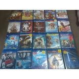 Lote De Blu Ray 3d E Steelbook (novos E Lacrados)