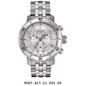 893a7a6c290 Relógio Masculino Tissot Prs 200 Branco - Relógios no Mercado Livre ...