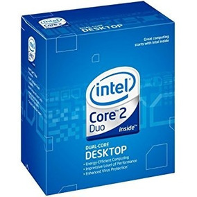 Procesador Intel Core (tm) 2 Duo E7300