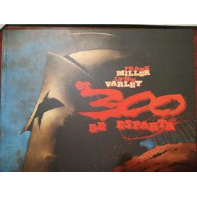 Os 300 De Esparta - Frank Miller Frete Gratis