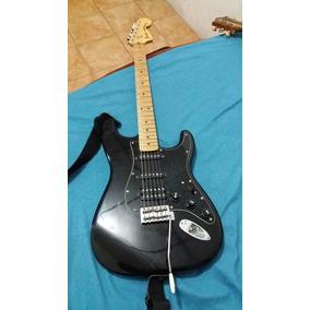 Fender Stratocaster Mex Con Trastes Scalopados Hss