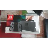 Nintendo Swicth+memoria32gb+5juegos Instalados+hack!!envio!!