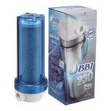 Filtro Agua 9 3/4 Ponto De Uso Pou Carvão Ativado Bbi 230 Tr