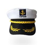 Soochat Marinero Barco Yate Capitán De Barco Sombrero Gor. bb5112a16ff