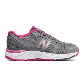 Tenis Running New Balance 680v5 Niñas-estándar