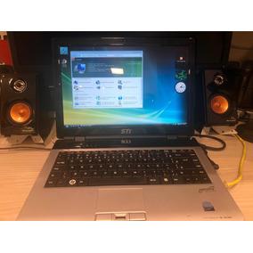 Notebook Sti Ls 1413g - 3gb Ram - Core 2 Duo - Biometria