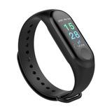 Relógio Inteligente M3 Smart Band Bluetooth Android iPhone