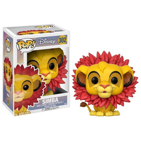 Funko Pop! Disney Rei Leão Simba #302 Novo Lacrado Original