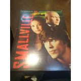 Dvd Smallville - 3ª Temporada - 6 Dvds