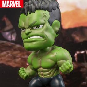 Marvel Singular Dr. Nuevamuñeca Shaking Head - Hulk