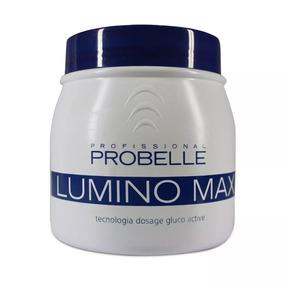 Máscara Reparadora Lumino Max 500g Probelle 46c84241b9a56