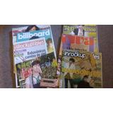 Lote 7 Revistas Babasonicos Rolling Stone Inrockuptibles