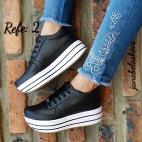 22fea8515b79 Zapatos Damas Color Jean - Ropa, Zapatos y Accesorios Negro en ...