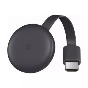 Google Chromecast 3ª Geração Original 1080p Promoção