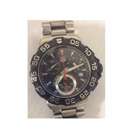 eb9783ffc2a Relogio Tag Heuer Cr2111 Semi - Relógios no Mercado Livre Brasil