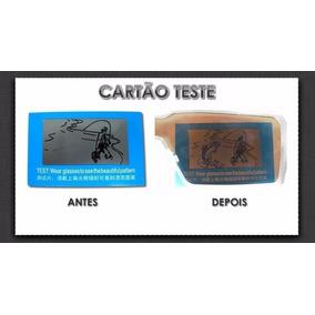 342efc10f2bb6 Cartao Teste Polarizado De Sol - Óculos no Mercado Livre Brasil