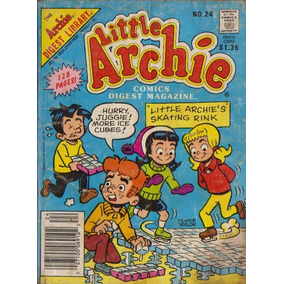 Little Archie Comics Digest Annual # 24 Archie Eua Mc