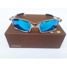 Araras Cromadas De Sol Oakley Juliet - Óculos no Mercado Livre Brasil 836ead0a17