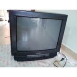 Tv Sony Triniton De 21 Pulgadas Para Repuestos O Arreglar