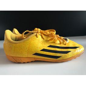 Chuteira Adidas F50 Infantil - Chuteiras no Mercado Livre Brasil b9f3191558c05