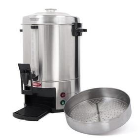 Cafetera Percoladora Turmix Acero Inoxidable 100 Tazas 15lts