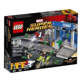 Lego 76082 Atraco Al Atm Marvel