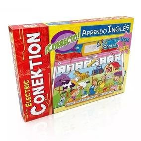 Juego De Mesa Electric Conektion Para Aprender Ingles Juegos De