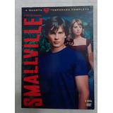 Smallville 4ª Temporada - 6 Dvds