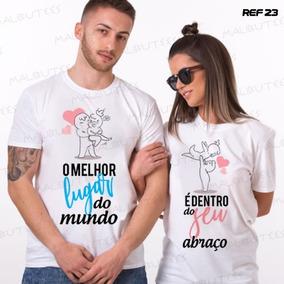 6b3ab77111 Camiseta Escrita Melhor Namorado Do Mundo Masculina - Camisetas ...
