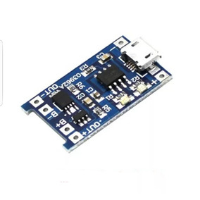 Micro Usb 5 V 1a 18650 Tp40526módulo Carregador De Bateria