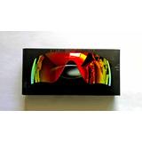 Oakley Radar Cristal Range Fire Iridium, Genuinos