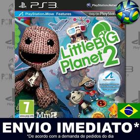 Littlebigplanet 2 Ps3 Midia Digital Envio Imediato