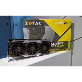 Gtx 1080 Ti Amp Extreme 11gb Na Caixa E Garantia