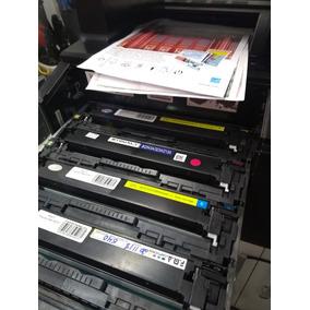 Impressora Multifuncional Hp Laserjet Pro 200 Color
