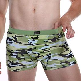 Ropa Interior Boxeador Pantalones Cortos Para Hombres Y Niñ
