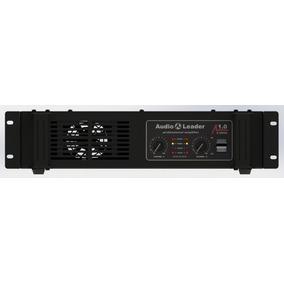 Potencia Amplificador Áudio Leader Al 1.0 1000 W Rms 2 Ohms