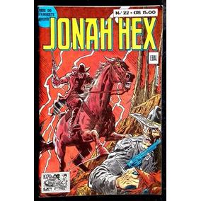 Jonah Hex 22 (ebal-1979) Em Excelente Estado