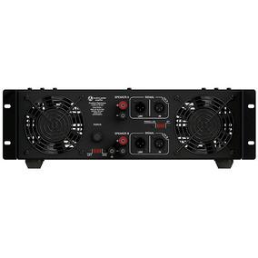 Potência Amplificador Áudio Leader Al 10k 10000w Rms 1,3 Ohm