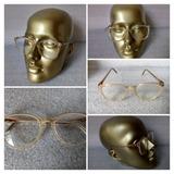 c8c7acb82c44c Armação Oculos Antigo Resina Transparen   smart   pequena 82