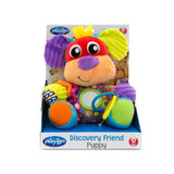 Peluche Discovery Friend Puppy Mordillo Bebé Playgro