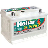Bateria Heliar 12x65 F60dd