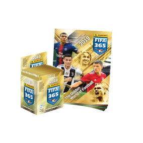 Panini Fifa 365 2019 - Display 50 Sobres + Album Obsequio