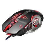 Mouse Gamer De Alta Precisión Led Apedra Imice A8